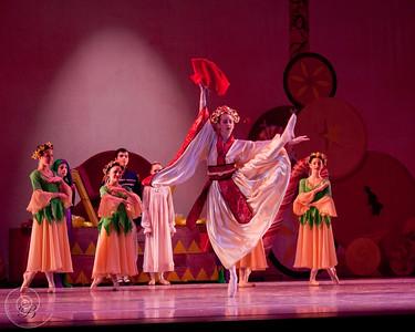 Ballet Wichita, Nutcracker 2009, choreographed by Jill Landrith Ewonus, Apotheosis