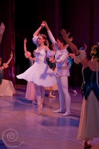 Ballet Wichita, Nutcracker 2010, Waltz of the Flowers