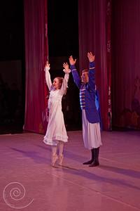 Ballet Wichita, Nutcracker 2010, Choreographed by Jill Landrith Ewonus