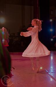 Ballet Wichita, Nutcracker 2010, Mother Ginger Variation