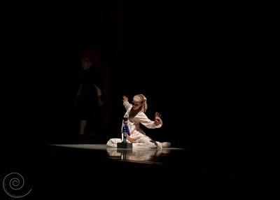 Ballet Wichita, Nutcracker 2011, choreographed by Jill Landrith Ewonus, Apotheosis