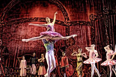 Ballet Wichita, Nutcracker 2012, Apotheosis