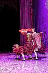 Ballet Wichita, Nutcracker 2012, choreographed by Jill Landrith Ewonus, Chinese Variation