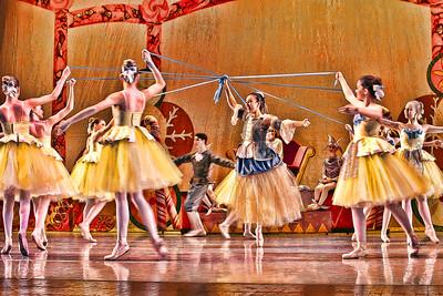 Ballet Wichita, Nutcracker 2012, choreographed by Jill Landrith Ewonus, Mirliton Variation