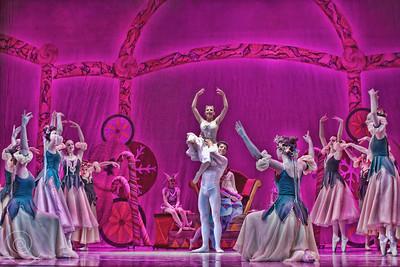 Ballet Wichita, Nutcracker 2012, choreographed by Jill Landrith Ewonus, Waltz of the Flowers