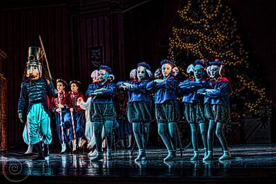 Ballet Wichita, Nutcracker 2012, choreographed by Jill Landrith Ewonus, Dream Scene