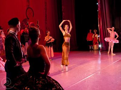 Ballet Wichita, Nutcracker 2012, choreographed by Jill Landrith Ewonus, Apotheosis