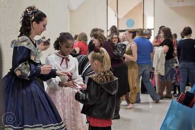 Ballet Wichita 2013 Nutcracker, Sunday Meet & Greet