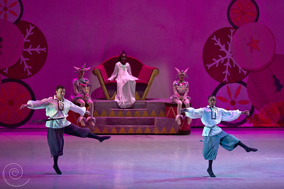 Ballet Wichita 2013 Nutcracker ~ Russian Variation