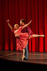 Ballet Wichita at the Big Read Kickoff 2013