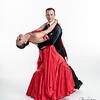 Daria and Dmitri Karabanov - Ballroom dance performers