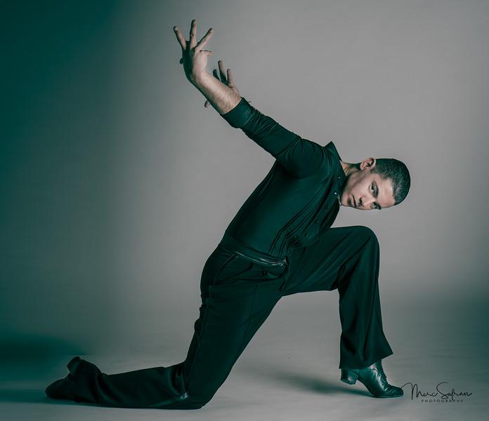 Ivan Sovetov - dancer