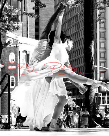 Battery Park Dancers