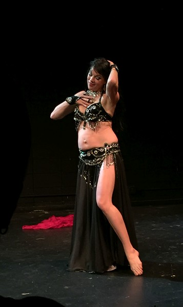 That 70s Belly Dance Show Dec 2017