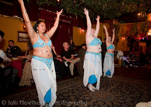 """""""Swirls for Girls"""" fundraiser for The Girl Effect.  Hosted by Jadie Marchant at Kybele restaurant in Marietta, GA on February 21, 2010."""