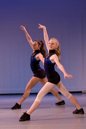 Spring Dance Concert-Rehearsal
