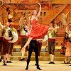 Mike McMahon - The Record/The Saratogian, PrincipalsVladislav Lantratov and Maria Alexandrova in  the Bolshoi Ballet performs  Don Quixote at SPAC, Saratoga Springs ,  Saturday July 29, 2014