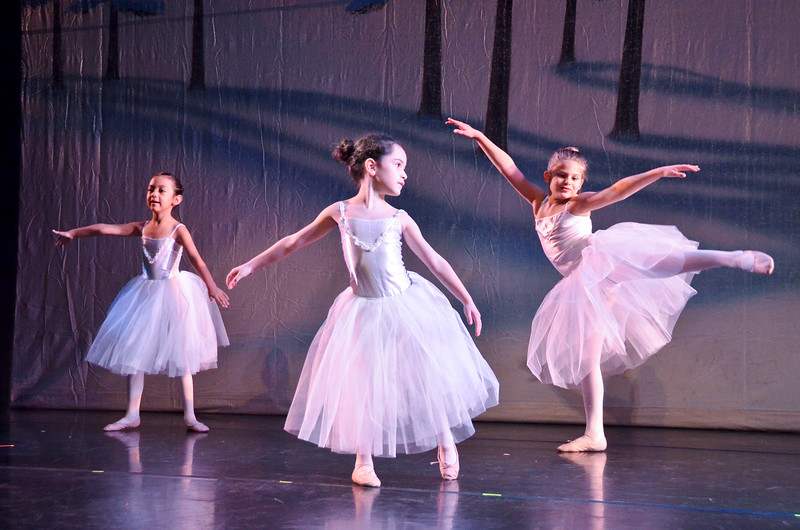 Boogie Woogie Christmas Carol, Contemporary Ballet Dallas,