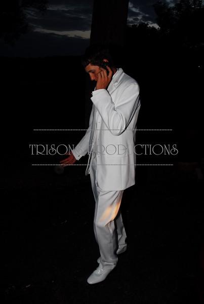 Brad's Prom with Marina 2009