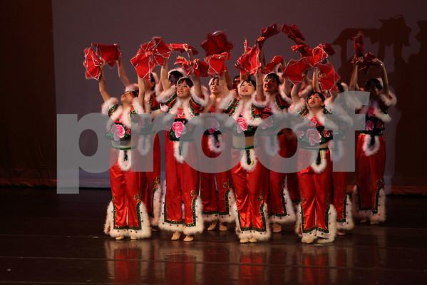 絹花綻放 Blossoming Silks  Bright Pearl Dance Troupe