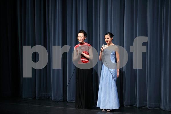 MC: Bai Yun, Mira Li