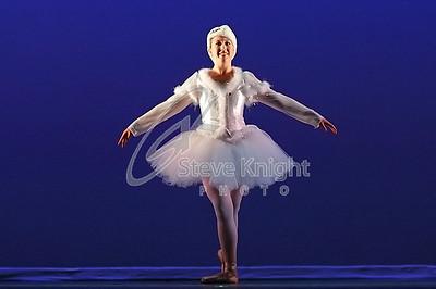 Burklyn Ballet dress rehearsal at Johnson State College in Johnson,Vermont on July 9, 2010.
