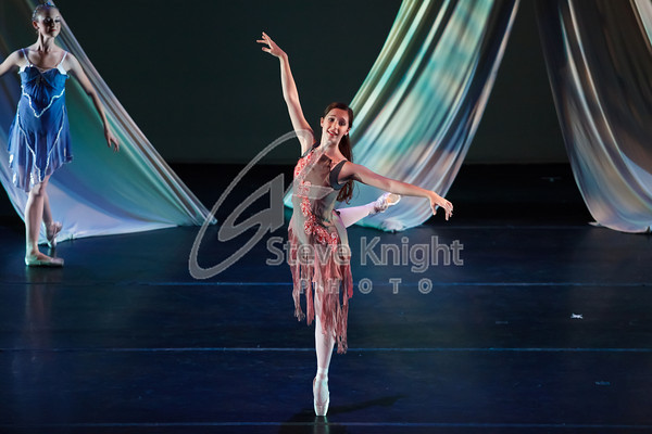 "Burklyn Ballet ""The Little Mermaid"" 7-31-2011"