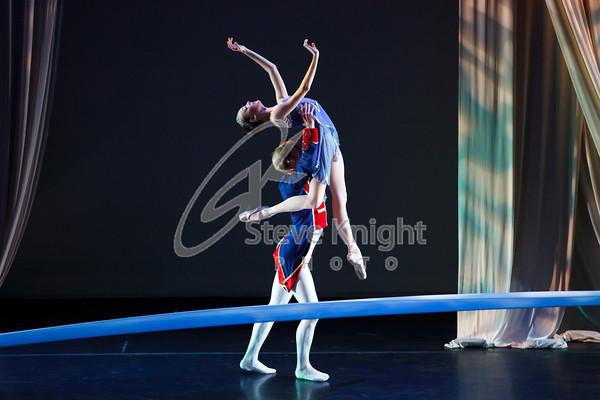"Burklyn Ballet ""The Little Mermaid"" 7-31-2011"