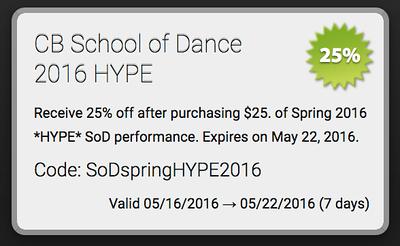 SoDspringHYPE2016
