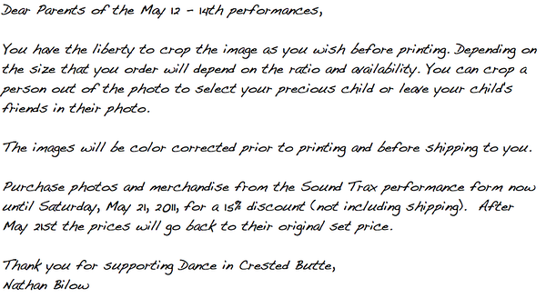 SoundTrax May 12 - 14th