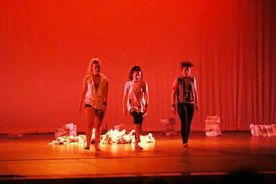 CCA Envision Senior Dance Thesis 2012