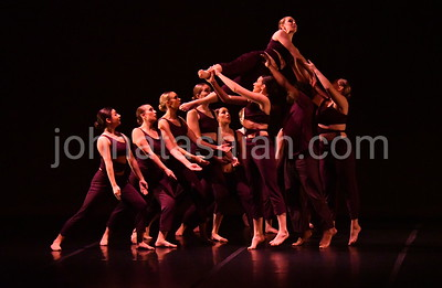CCSU - Fall Student Choreographers' Showcase - November 23, 2019