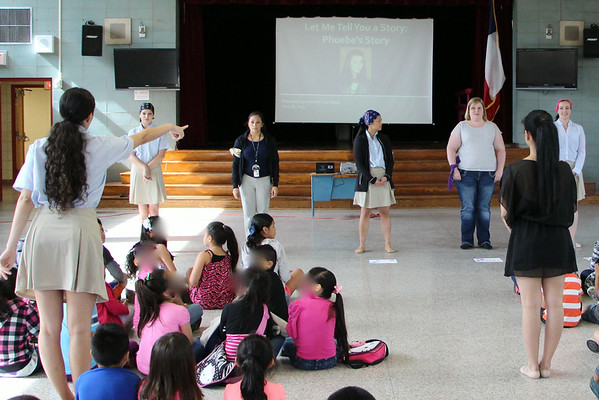 City Dance Bullying Program at Whittier Elementary