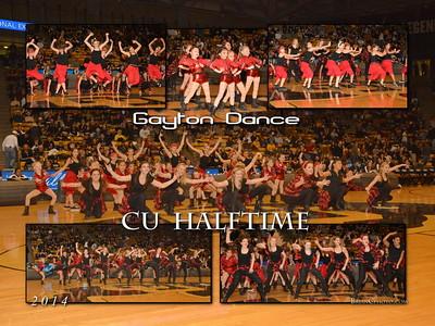 CU Halftime