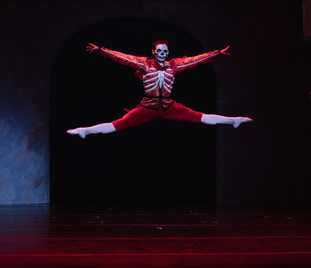 Carolina Ballet   The Masque of the Red Death