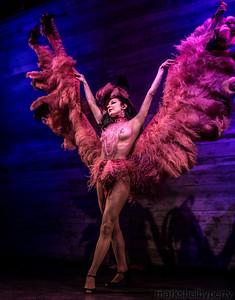 Cassandra Rosebeetle's Flamingo, September 2013