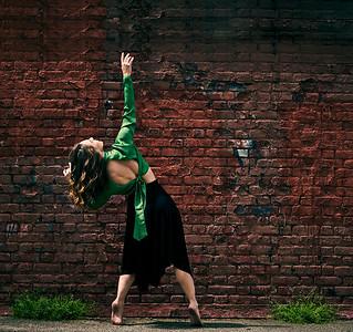 May 14, 2020- New York, NY    Dancer Chaney Briggs in Astoria , NY  Photographer- Robert Altman Post-production- Robert Altman