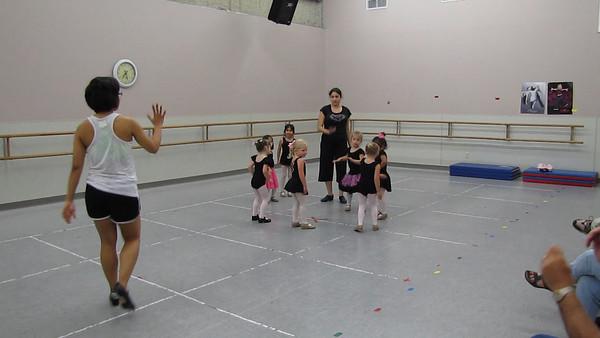 Charlotte Beginning Ballet & Tap
