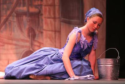 Cinderella Ballet 2005