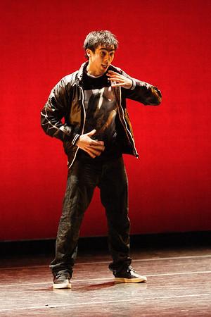 City Dance Studios Onstage Dec 2009