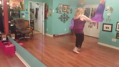 Rough Fan Dance