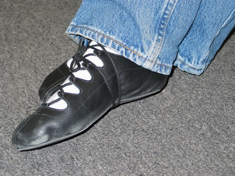 Charlotte's Shoes