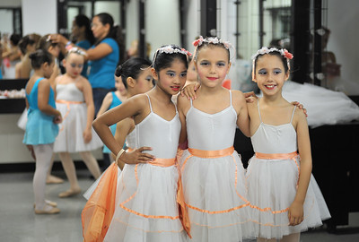 Coppelia, Dressing room - Darwin Entertainment Centre 2012