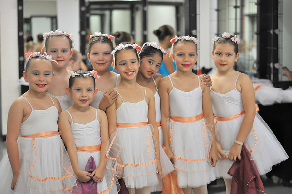 Coppelia, Dressing room - Darwin Entertainment Centre 2012
