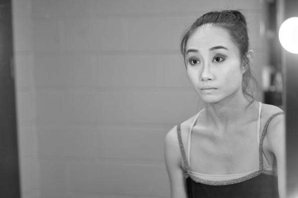 Coppelia 2012, Jin Yao – Principal dancer