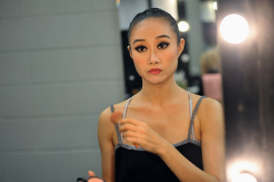 Coppelia 2012, Jin Yao – Principal dancer