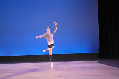 Coppelia – Rehearsals 2012