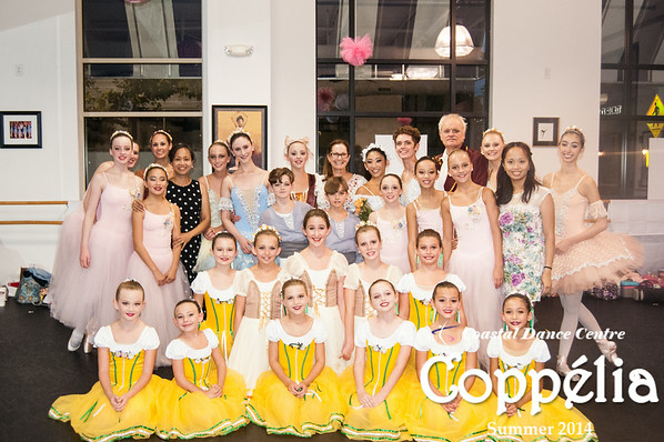 Coppelia - Summer Intensive 2014