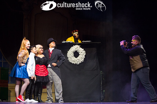 Culture Shock Hip Hop Nutcracker 2017