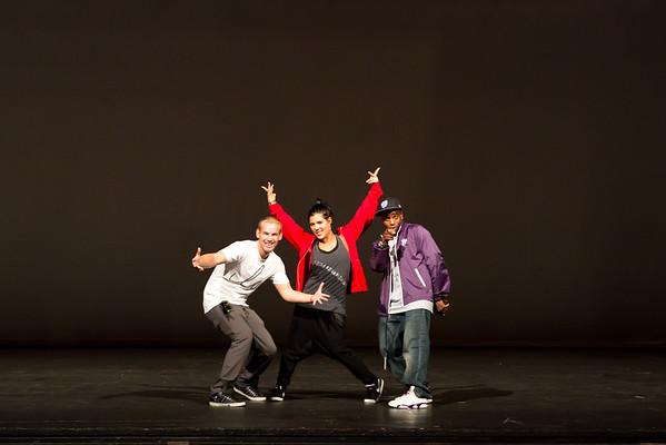 Culture Shock Youth Showcase October 2012